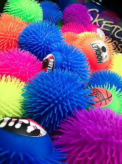 Colorful Ball Grabber Machine February 01, 2012 1