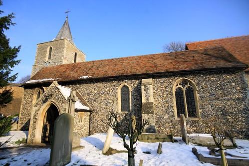 St Vincent's, Littlebourne, Kent