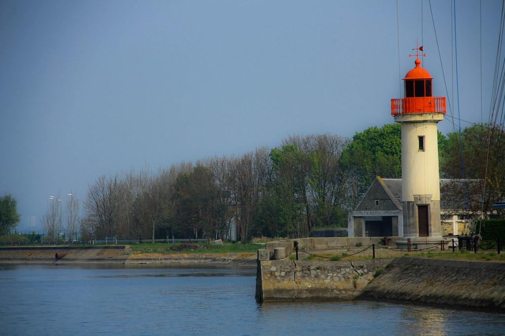 France - Normandie - Port de Honfleur