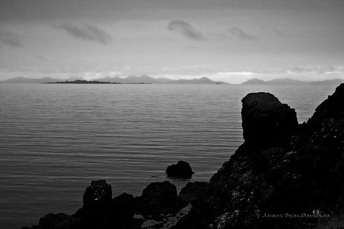 From Greshornish, Skye