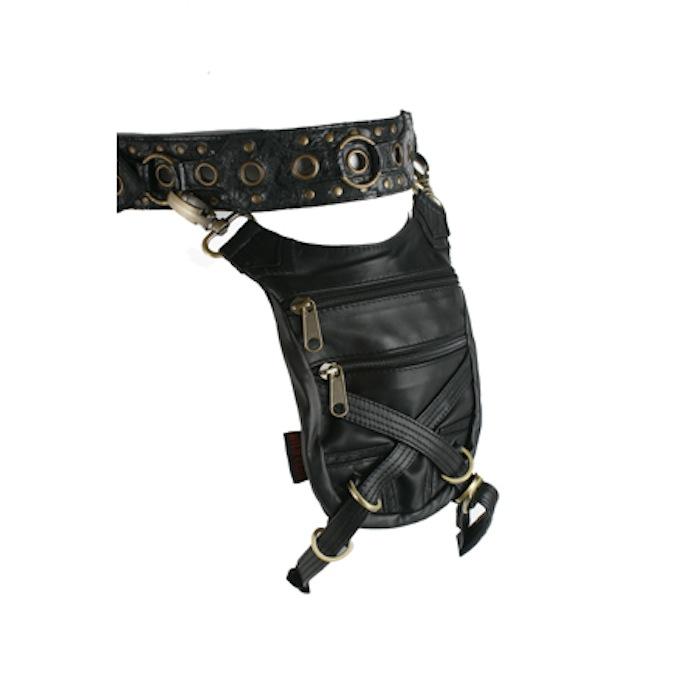 Wild Card Samurai Leg Holster 1