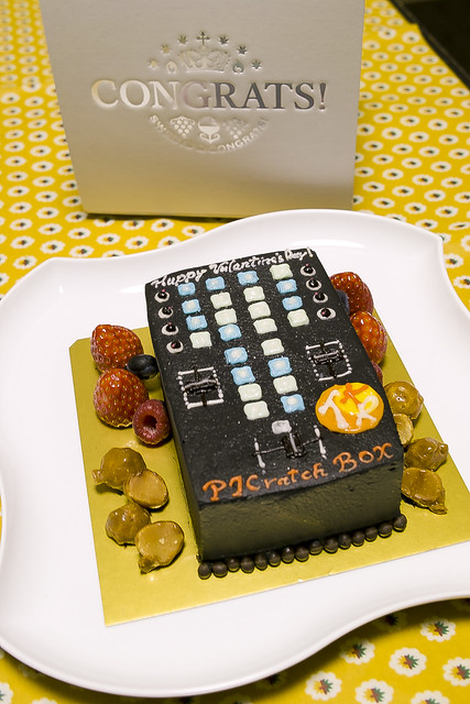 PICratchBOX Chocolate Cake