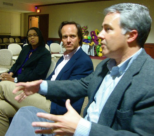 Tracey Graham, City of Shreveport, Glenn Prickett, Nature Conservancy, Loren Demerath, A Better Shreveport  by trudeau