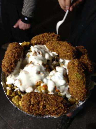 King of Falafel, Brooklyn NY