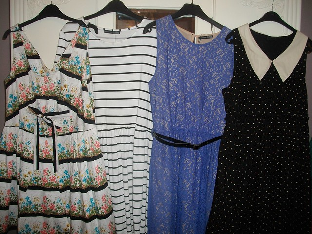 new dresses, primark, vero moda, new look