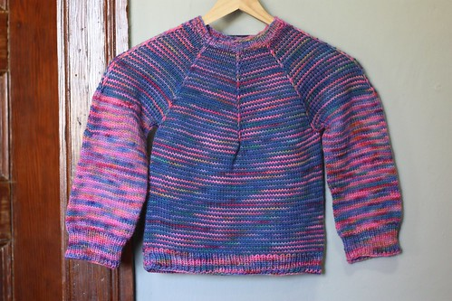 Tulip Fields Pullover