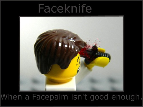Faceknife