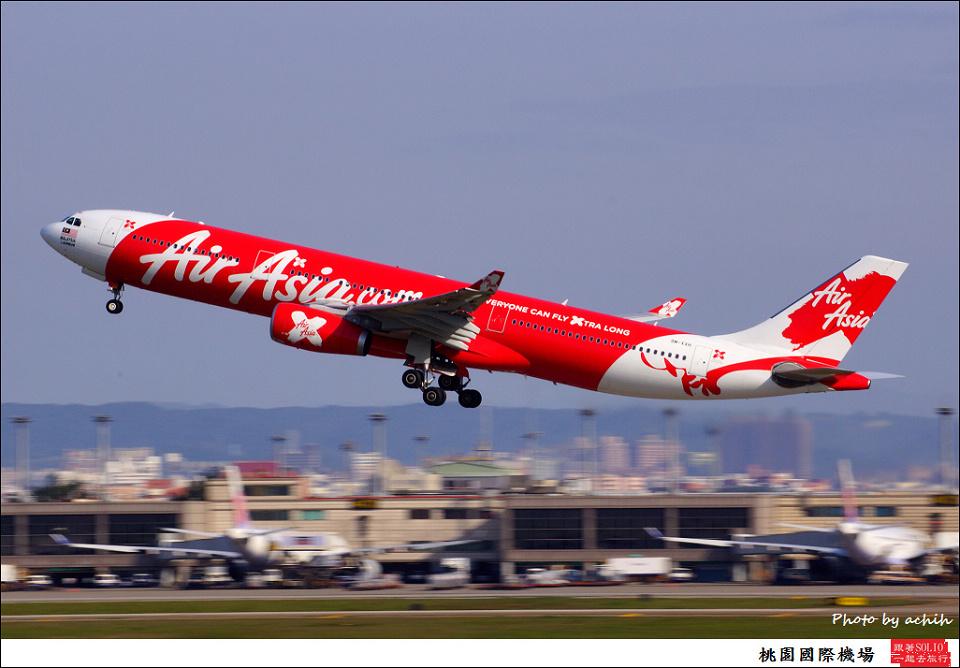 AirAsia X 9M-XXH客機001