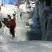 Lom & Skjåk Adventure Fantastisk isjuving i Skjåk