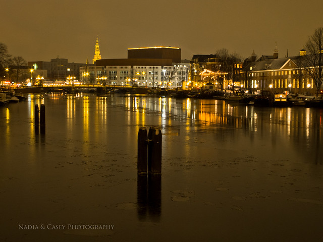 Winter Amstel & Theater