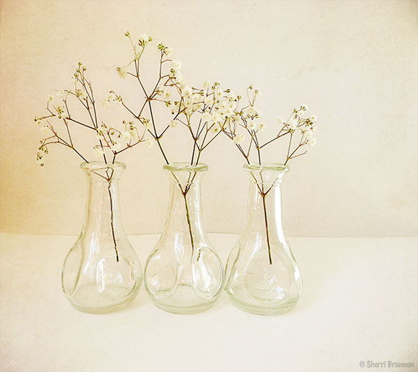 Three vases continued
