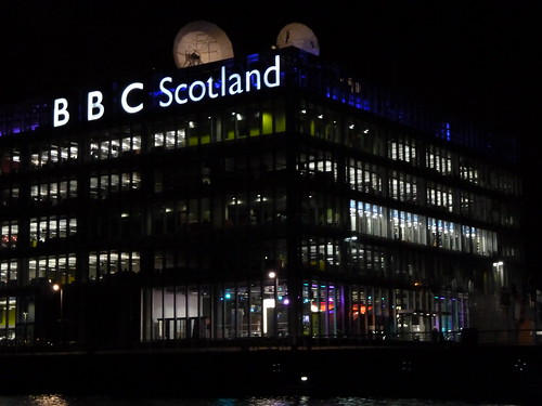 BBC Scotland, Glasgow