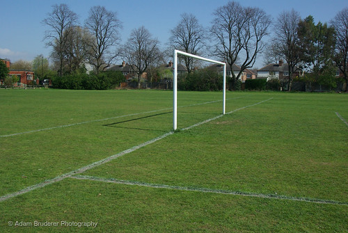 Goalposts | by Adam Bruderer