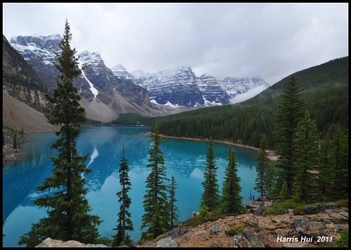 Moraine Lake - Rockies N7077e
