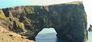 Sea Arch at Dyrholaey