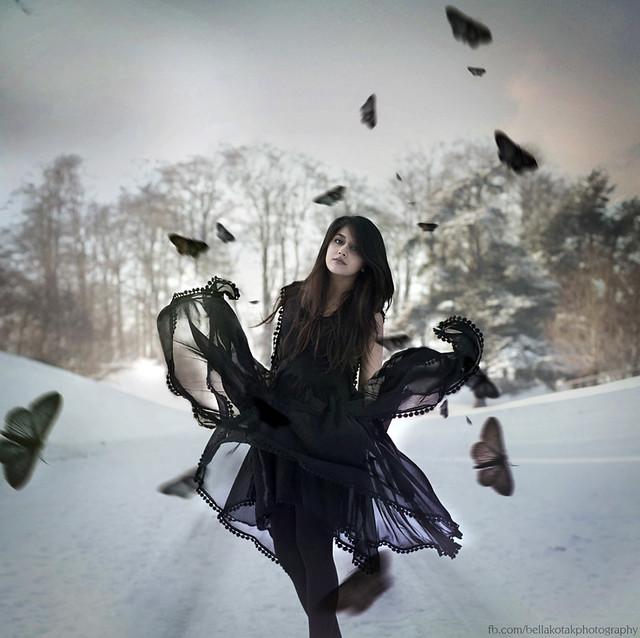.bella. - I'll follow you into the dark..