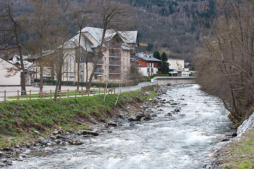 La Neste D´Aure y la Central Hidroeléctrica de Saint Lary