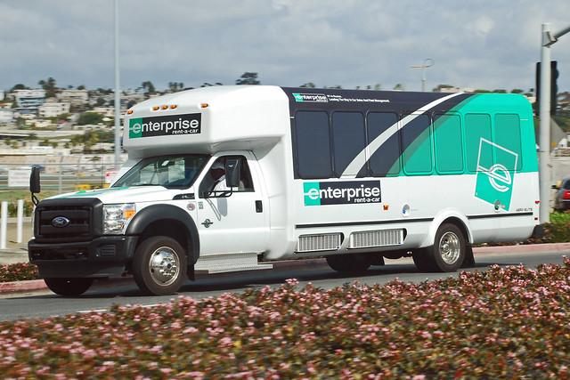 Enterprise Rental Car Near San Diego Airport
