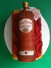 Southern Comfort cake | Flickr - Photo Sharing!