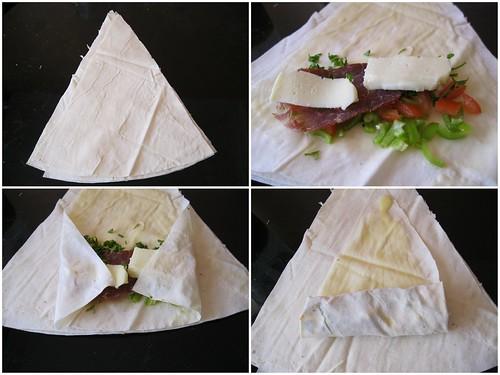 paçanga böreği yapılışı1