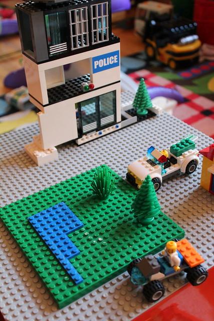 diy lego table instructions