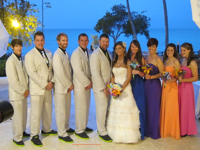 Gittin Wedding Dominican Republic 2012 085