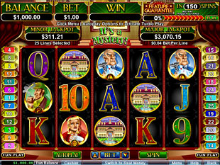It's a Mystery! Slot Machine
