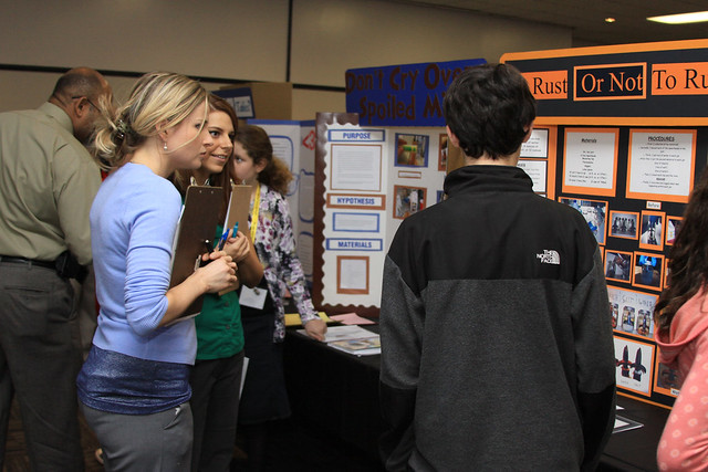 GA Tech Regional Science and Engineering Fair 2012