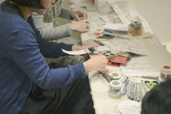 PLAY FOR TOHOKU 〜遊びを東北へ!紙巻き式オルゴールを贈ろう〜03