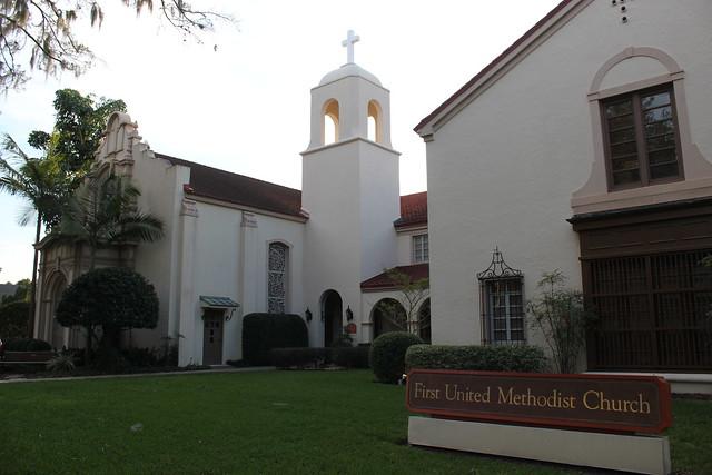 First United Methodist Church Winter Park Florida Flickr Photo Sharing