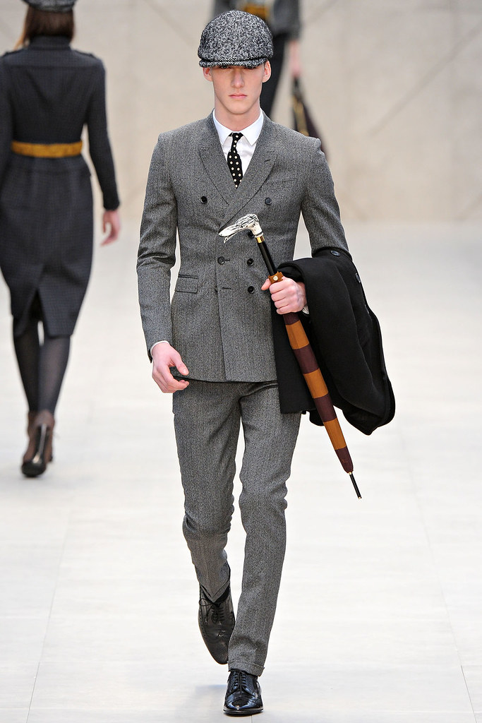 FW12 London Burberry Prorsum003_Johnny George(VOGUE)