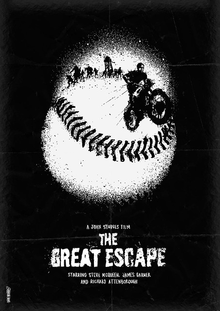 The Great Escape - by Daniel Norris - @DanKNorris on Twitter