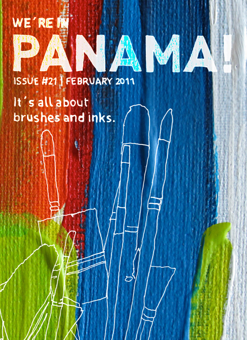 We´re in Panama, issue 21