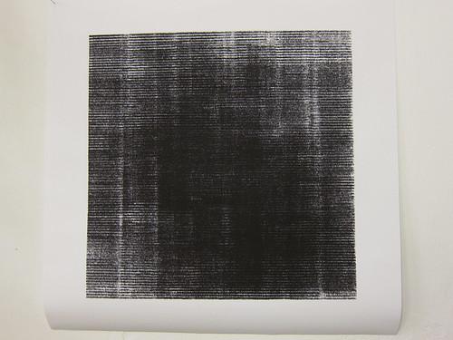 Jørund Aase Falkenberg: Black on White