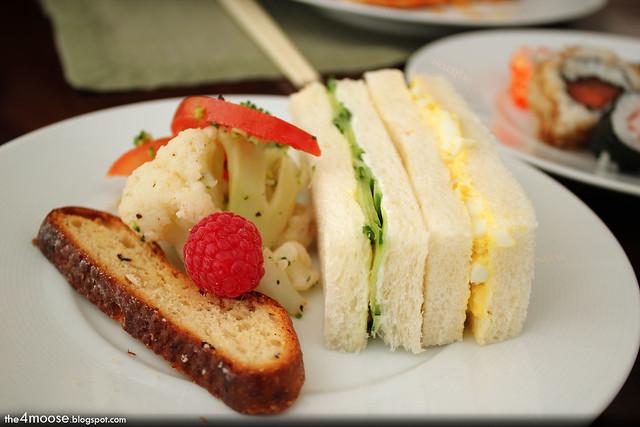 Hyatt Regency Shatin - Sandwiches