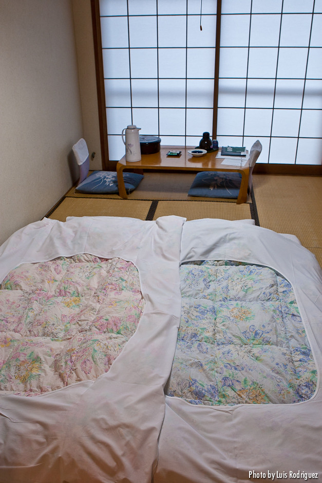 Ryokan en Beppu