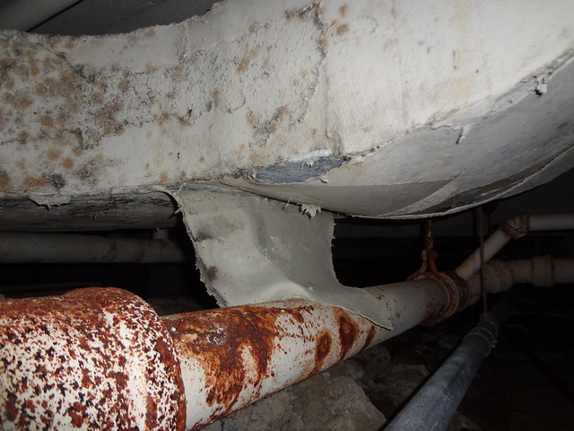 Asbestos In Air : Flickriver asbestorama s photos tagged with duct