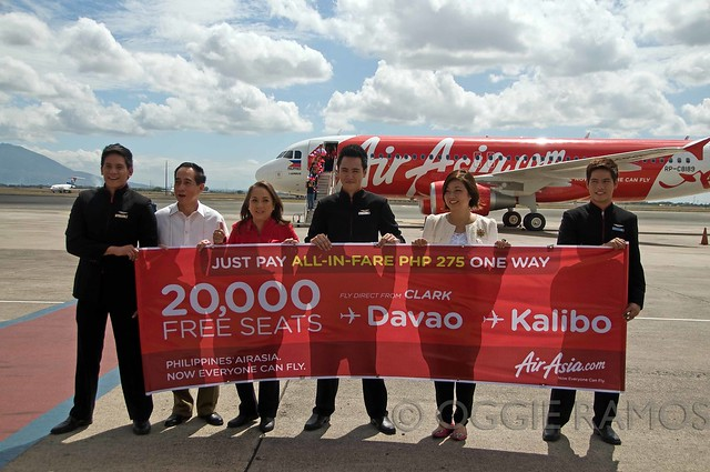 AirAsia Philippines Kick Off - Banner Story