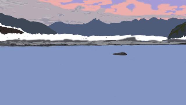 Digital Landscape 4, Alaska