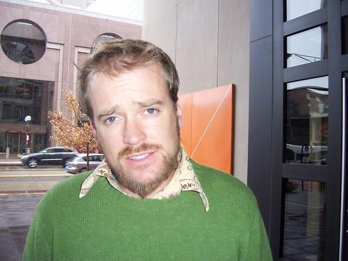 Jason Box, Ohio State University climatologist