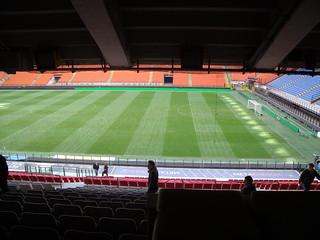 תמונה של Giuseppe Meazza Stadium. italy milan football italia milano sansiro calcio johnseb