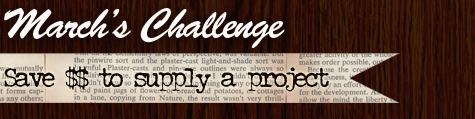 March's Project Challenge