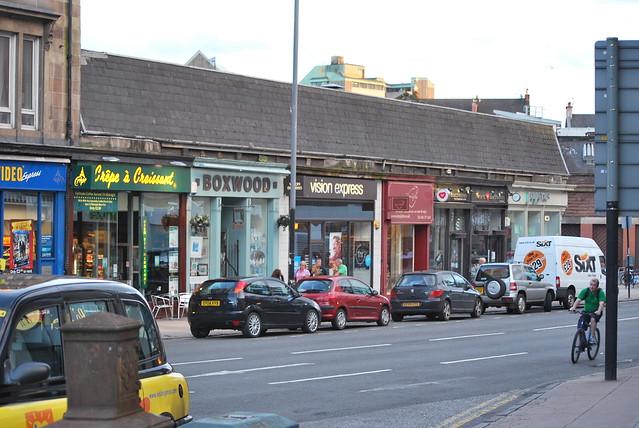 Byres Road, Glasgow
