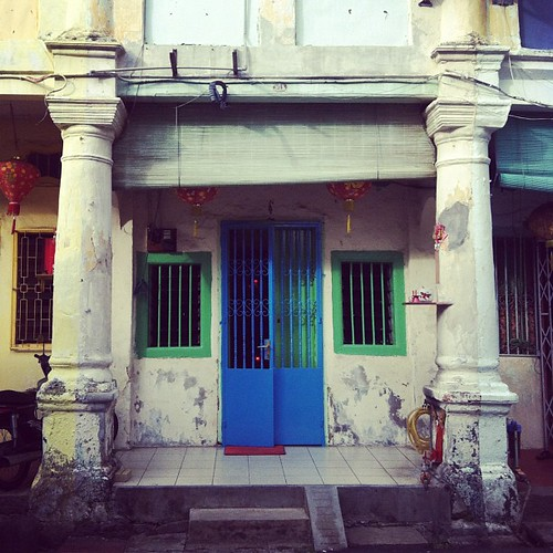 Shophouse, Georgetown: