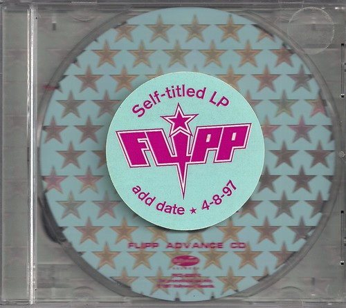 Advanced CD w/ Sticker