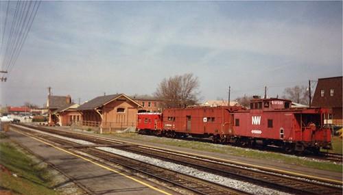 trains budd bo railroads gaithersburg borr buddrdc