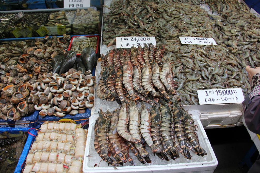 Shrimp lovers!
