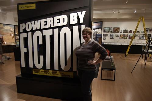 Karen & Gallery Sign