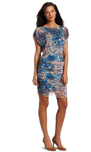 Cinta Floral Print Dress