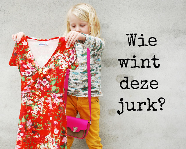 winnaar giveaway fragilejurk wie